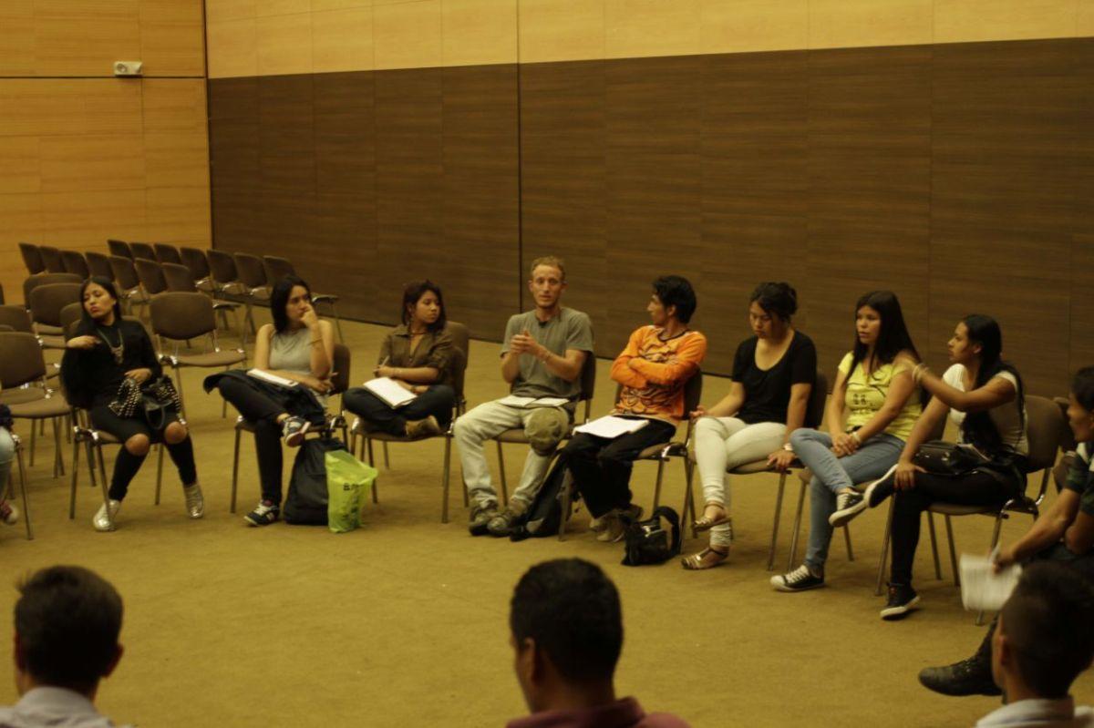 La juventud avanza en la construcción de una Popayán en paz con justicia social