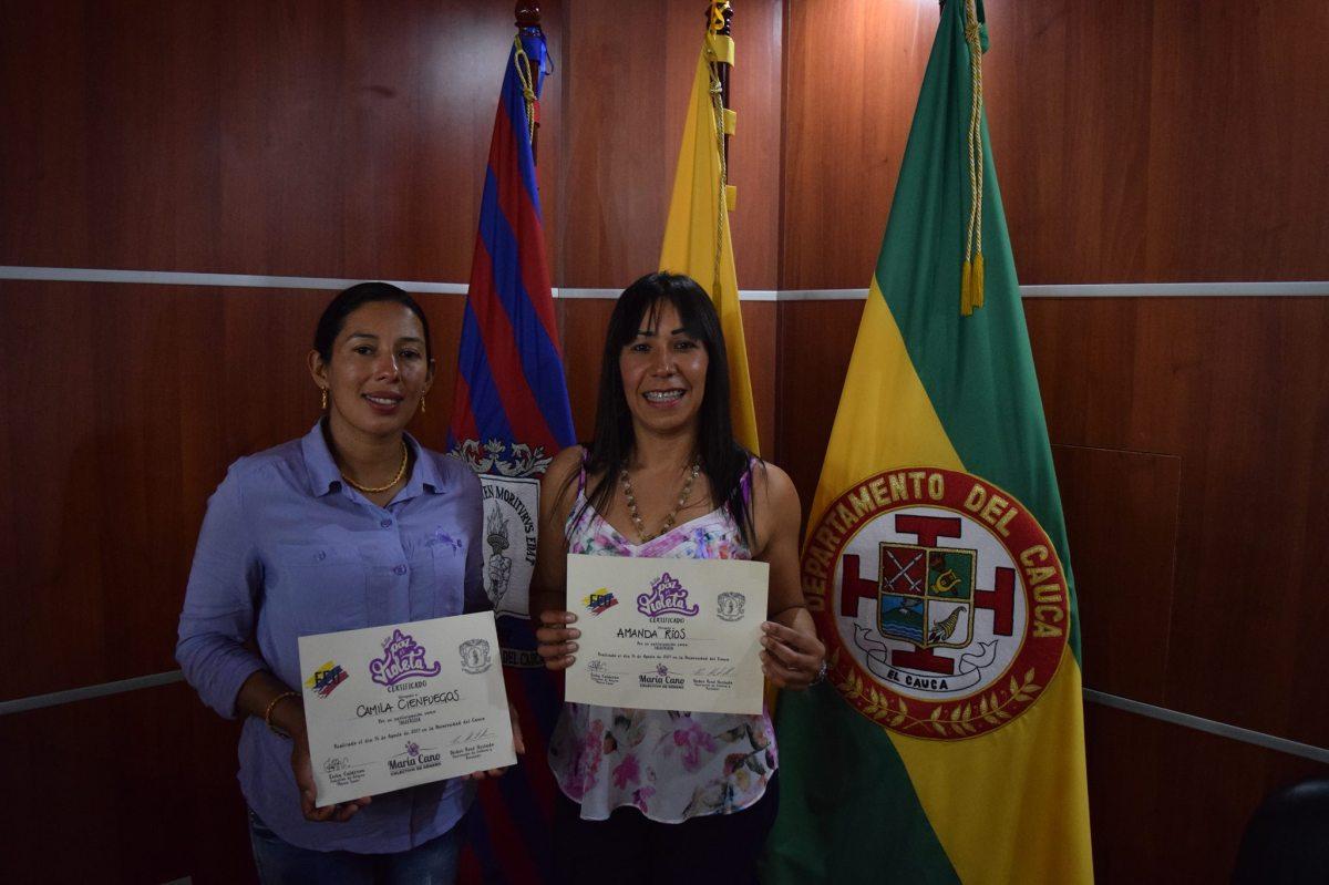 """""""Hemos transmitido a nuestra militancia la esperanza y la confianza, que los acuerdos se van a implementar"""": Amanda Ríos"""