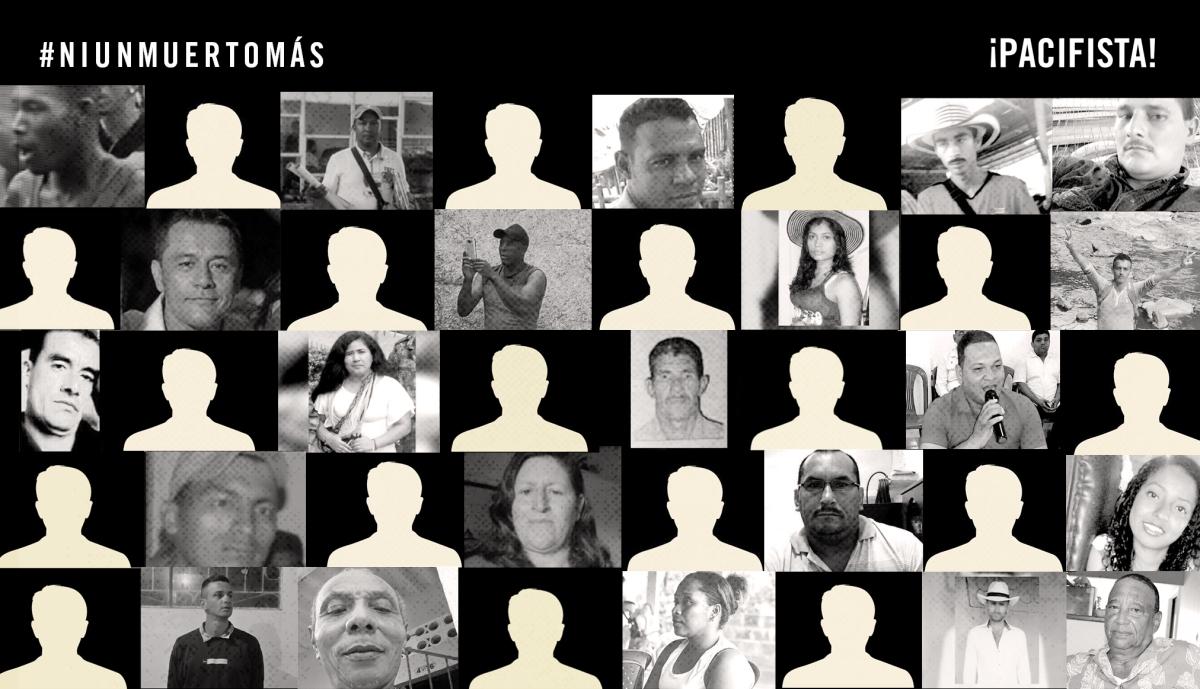 Colombia, el país donde se hace oposición política sin garantías